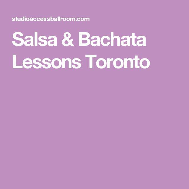 Salsa & Bachata Lessons Toronto