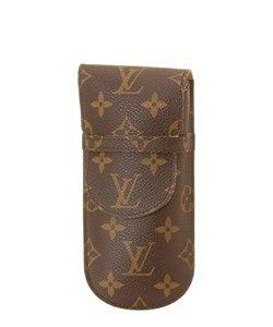 Louis Vuitton Louis Vuitton Monogram Canvas Etui A Lunettes Glasses Case