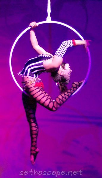 www.sethoscope.net #circus #acrobat | Aerial hoop moves ...