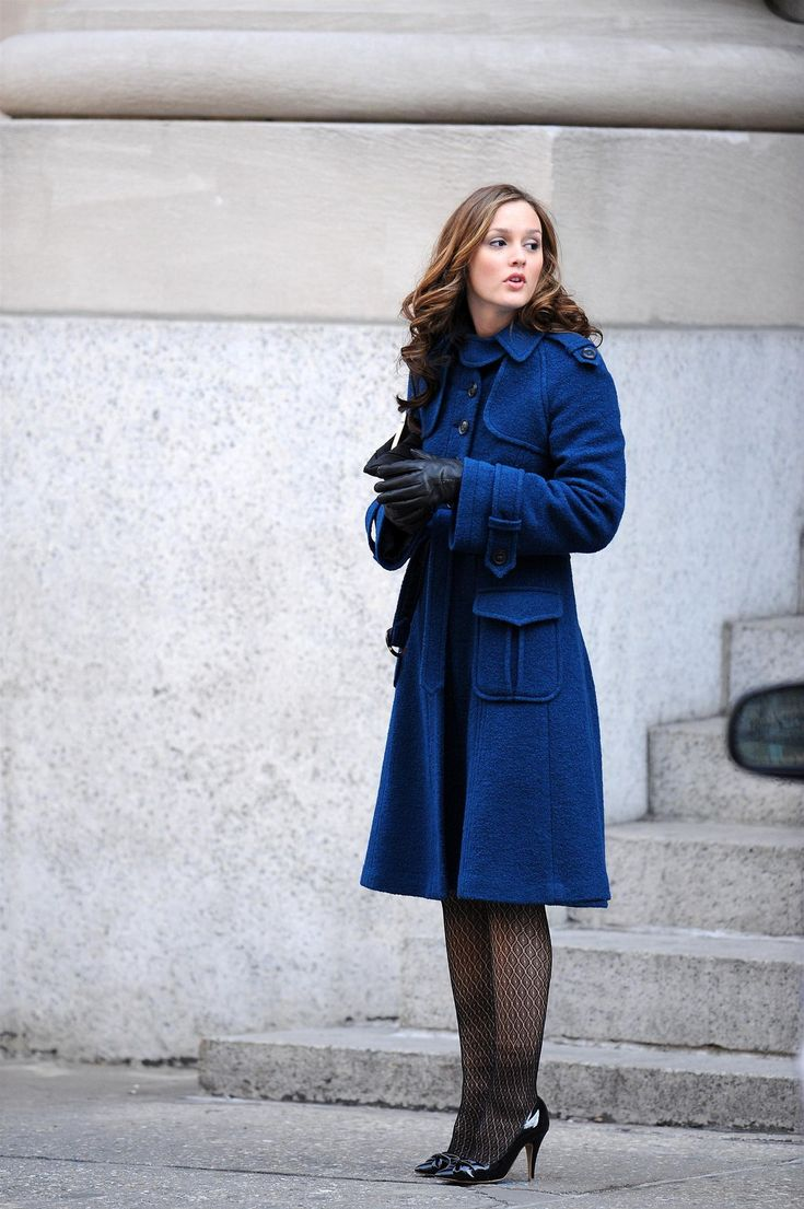 Gossip Girl 2x23 The Wrath of Con #GossipGirl #BlairWaldorf #BlueCoat