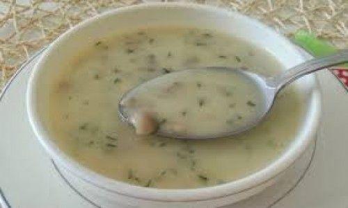 Nefis Kremalı Mantar Çorbası Tarifi