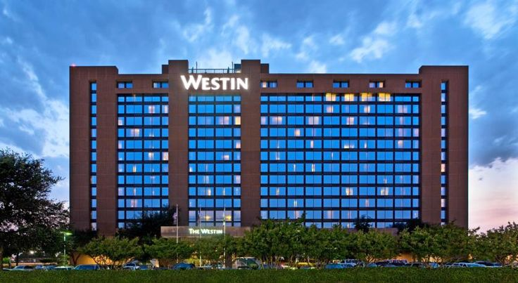 Westin Dfw Airport Hotel Irving Located Adjacent To The Dallas Fort Worth This