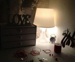Work ♥   via Facebook  #accessoriesmaria #jewelry #accessories  #jewels #charms #handmade #atelie #worckshop #creative