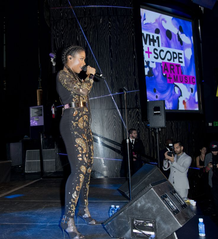 Art Basel Miami Beach 2014 Party Recap: @VH1 + SCOPE party, ft. NABIHA and Swizz Beats