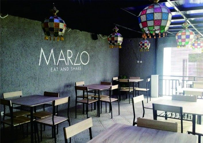 MARLO  I   EAT AND SHARE, ANTARA BISNIS DAN CHARITY