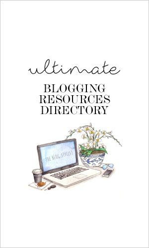 The ultimate blogging resources directory