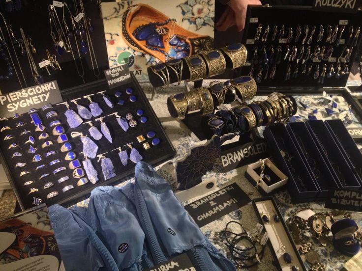 Lapis Shop brał udział w 48. Międzynarodowej Wystawie i Giełdzie Minerałów, Skamieniałości i Wyrobów Jubilerskich w Krakowie na AGH. Czerwiec 2013
