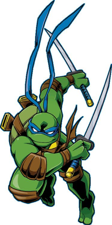 TMNT - Leonardo by ~FREAKfreak