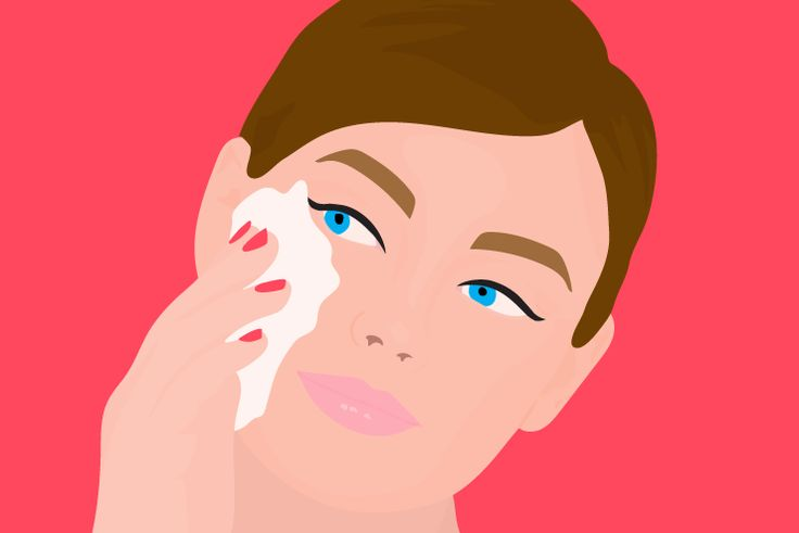 Are you removing your makeup correctly? Find out with these skincare tips from @refinery29.