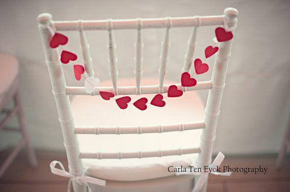 Wedding chair decoration idea..