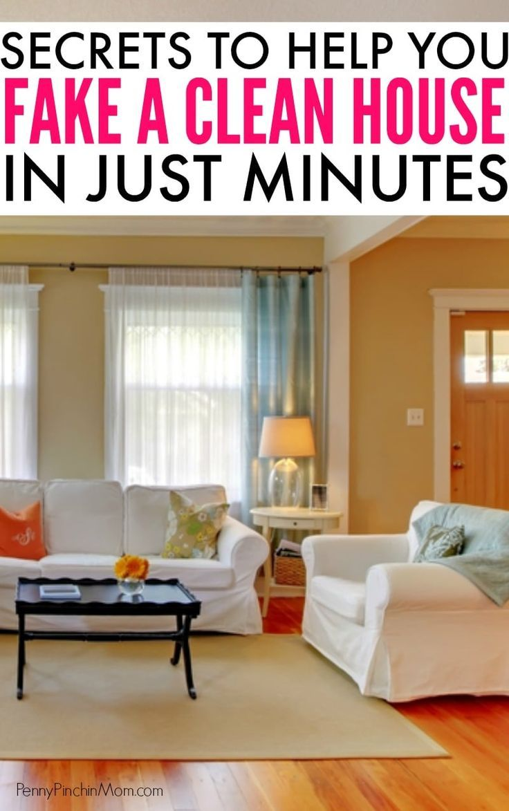 Excellent Genius Tricks To Quickly Fake A Clean House In Minutes Download Free Architecture Designs Terchretrmadebymaigaardcom