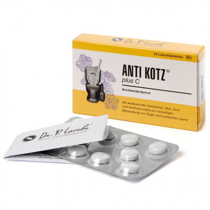 Alkohol Tabletten