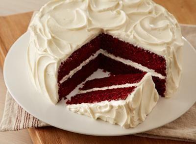 Red Velvet Cake Marmiton