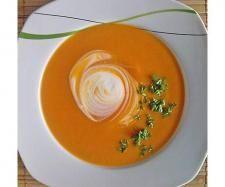 Möhren-Ingwer-Suppe by Cyberheike on www.rezeptwelt.de