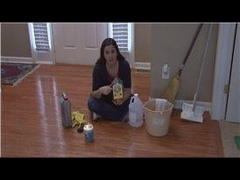 Housekeeping Tips : Removing Wax From Wood Floors |  Www.dmclassictouchcleaning.com