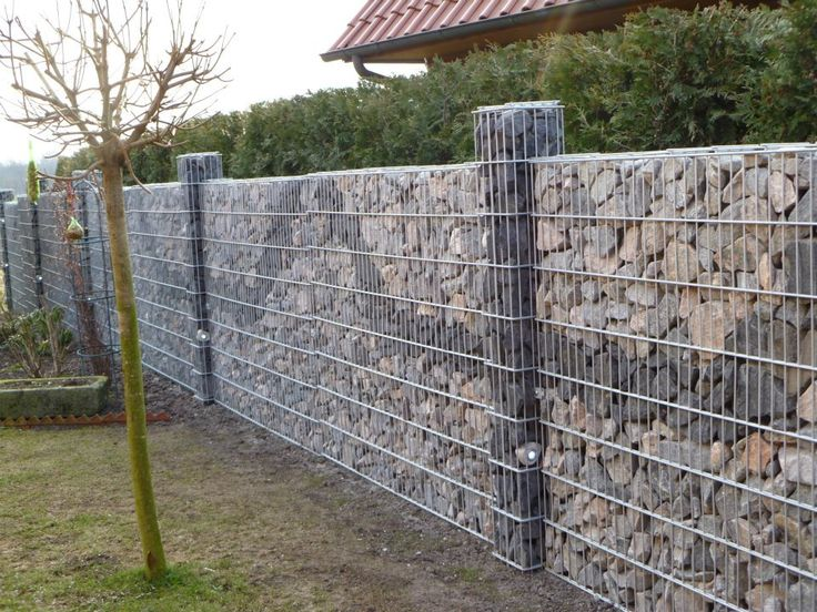 109 best images about Rock Fence Building on Pinterest