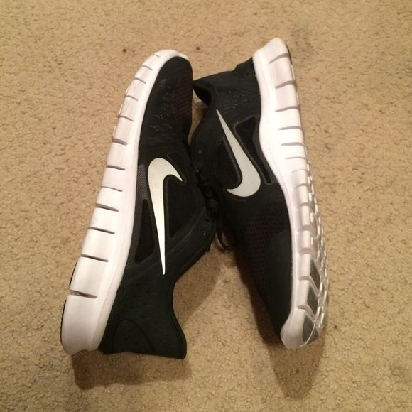 Nike Free Run 3 My first pair of Nike Frees! Not worn much
