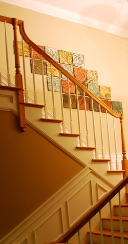 191 best Picture Wall images on Pinterest | Picture wall, Stairways ...