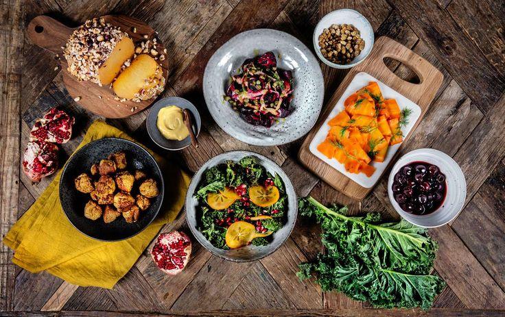 Sara Wicklin | veganvarianter på julens favoriter