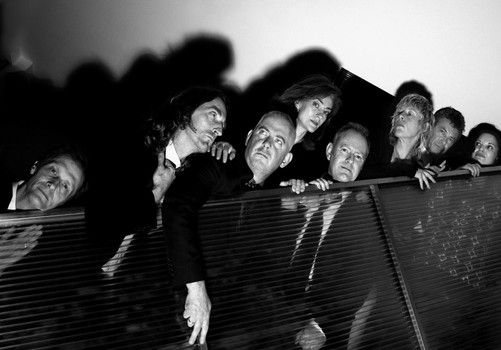 nice The Mekons: 'The Spice Women for intellectuals'