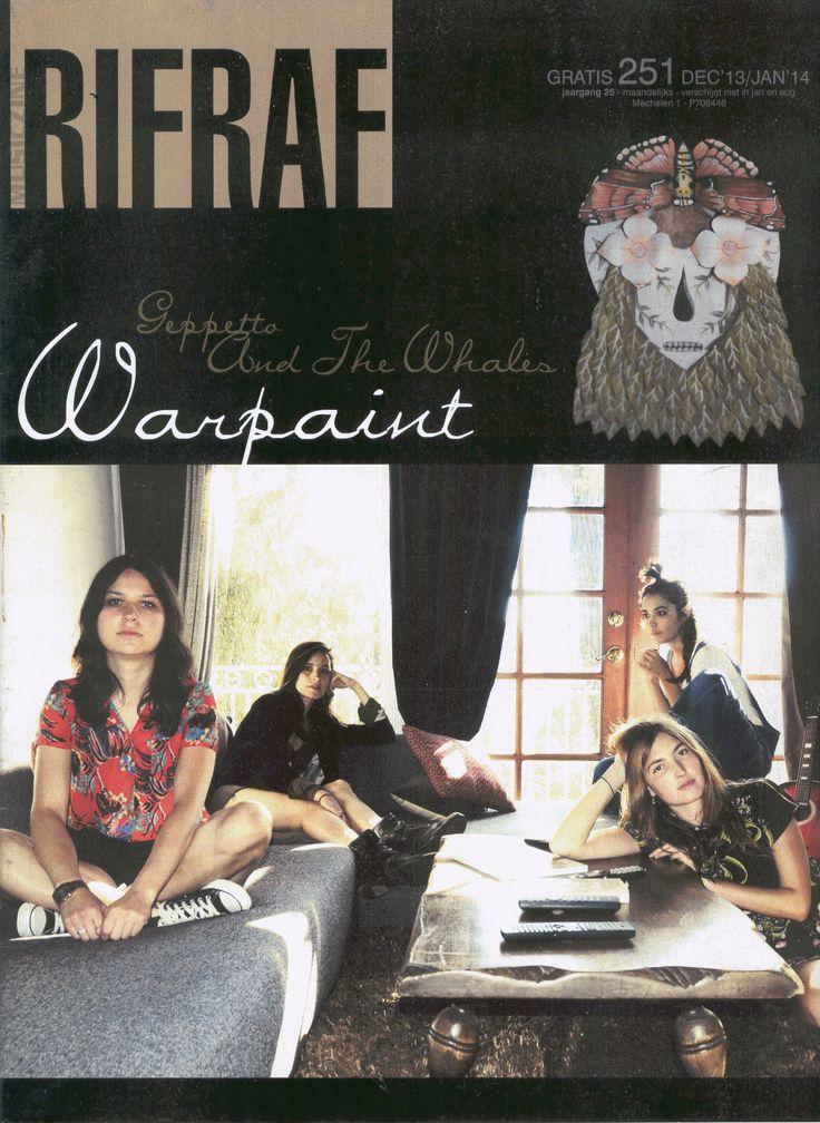 Warpaint - RifRaf (B - Foto: Mia Kirby)