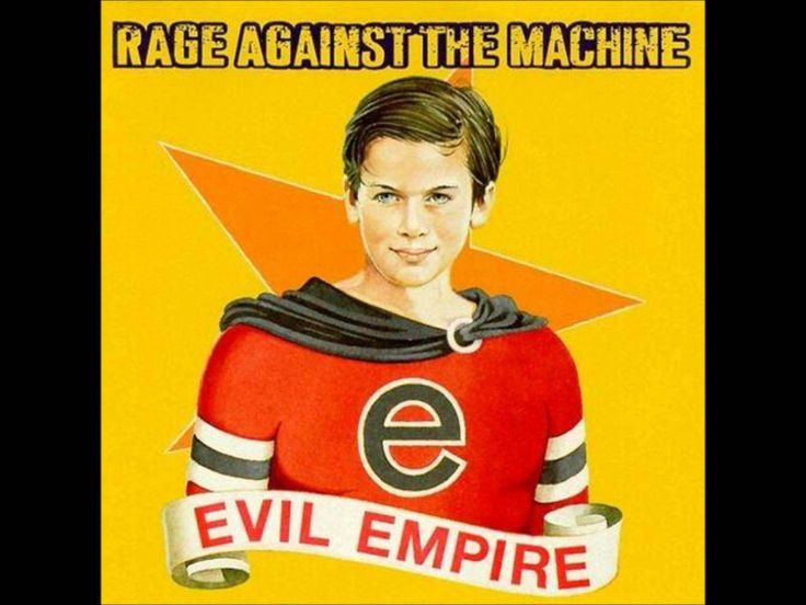 Rage Against the Machine People of the Sun (Track 1 off Evil Empire)