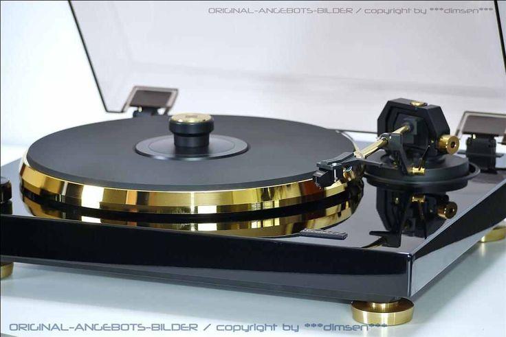 dual golden one 1 high end turntable plattenspieler. Black Bedroom Furniture Sets. Home Design Ideas