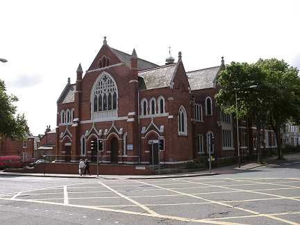 LEICESTER - Ukrainian Catholic Church of the Ascension of Our Lord Jesus Christ , Fosse Road South