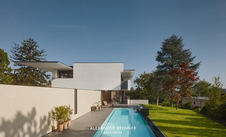 SOL House – Alexander Brenner Architects