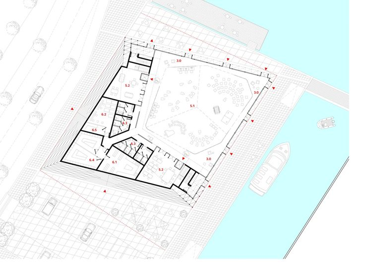 AI project proposal for Sydhavnen Church CompetitionThis design proposes a church with a vertical emphasis, creating a distilled space for religious ceremonies, and an accessible venue to the community for a variety of activities both day and night. The proposal reflects the industrial past of the...