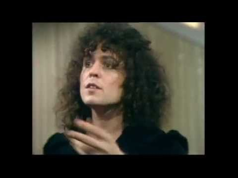Marc Bolan on The Russell Harty Show. 9:32 - YouTube