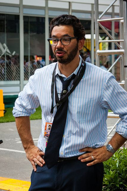 "AL MADRIGAL: ANOTHER COMIC SPRINGS OUT OF ""THE DAILY SHOW""  The ""Señor Latino Correspondent."""