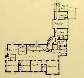 14 best original bing crosby estate images on pinterest for Meyer may house floor plan