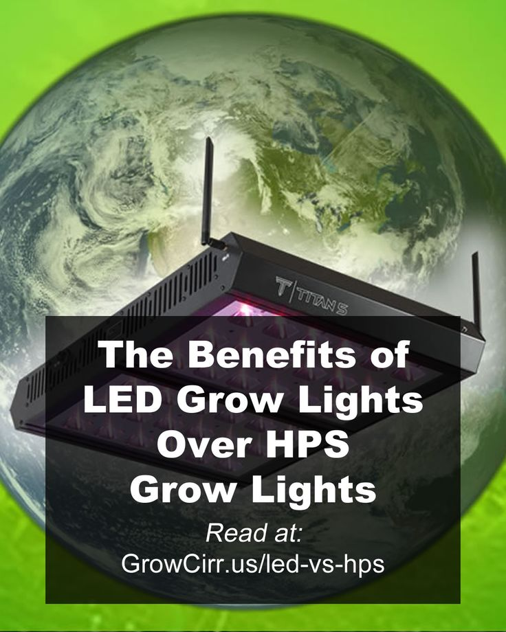 The benefits of LED Grow Lights over HPS grow lights. . 🌱Customize your grow schedules with a fully controllable spectrum. 🚥www.CirrusLEDGrowLights.com . . . #GrowLights #LedGrowLights #GrowRoom #Hydro #LED #LedGrown #Cannabis #Veggies #Greenhouses #IndoorGrow #Growers #GrowLighting #GreenThumb #CannabisCulture #LedLights #marijuana #marijuanamovement