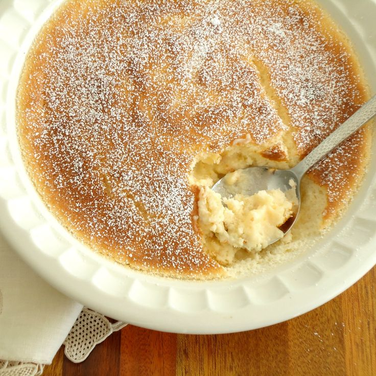5 stars. 40 reviews. It doesn't get any more delicious than this Lemon Delicious Pudding by Kaye.