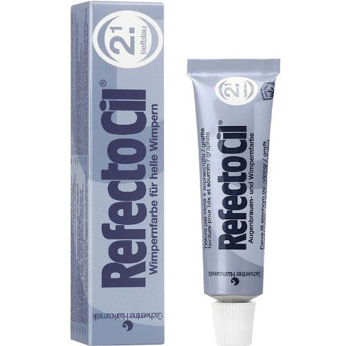 Refectocil Deep Blue 2.1 Eyelash and Eyebrow Tint 15ml - http://best-anti-aging-products.co.uk/product/refectocil-deep-blue-2-1-eyelash-and-eyebrow-tint-15ml/