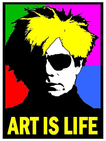 156 best images about p o p a r t on pinterest for Andy warhol famous works