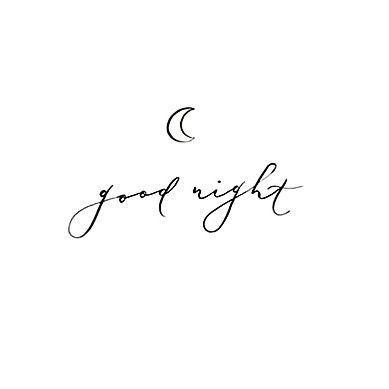Welterusten! #goodnight #goodnightpost #sweetdreams #slaaplekker