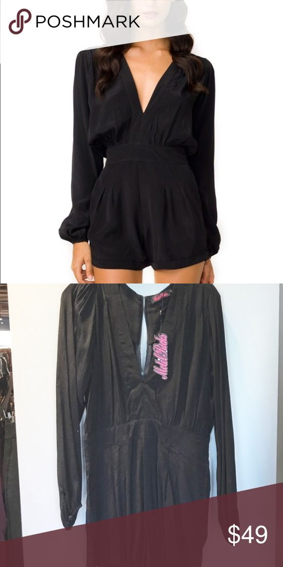 👻NWT MOTEL ROCKS LS JUMPSUIT, L👻 👻BRAND NEW AND FABULOUS! LONG PUFFY SLEEVES, SEXY SILHOUETTE, NICE QUALITY FABRIC. FROM MOTEL ROCKS. SIZE LARGE (FITS SIZE 8/10 BEST). TAGS#NASTY GAL #UNIF #JEN'S BOOTY PIRATE, #HELLO MOLLY, #UO, #STONE COLD FOX, #LF, REFORMATION, #BRANDY MELVILLE, #ANTHROPOLOGIE.👻 Motel Rocks Pants Jumpsuits & Rompers