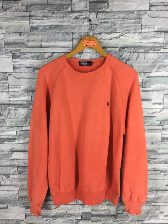 90's Jumper Polo Large Lauren Vintage Ralph Sweater y6vmIfgYb7