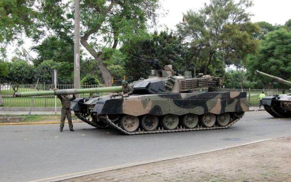 Al-Khalid Pakistan Army MBT