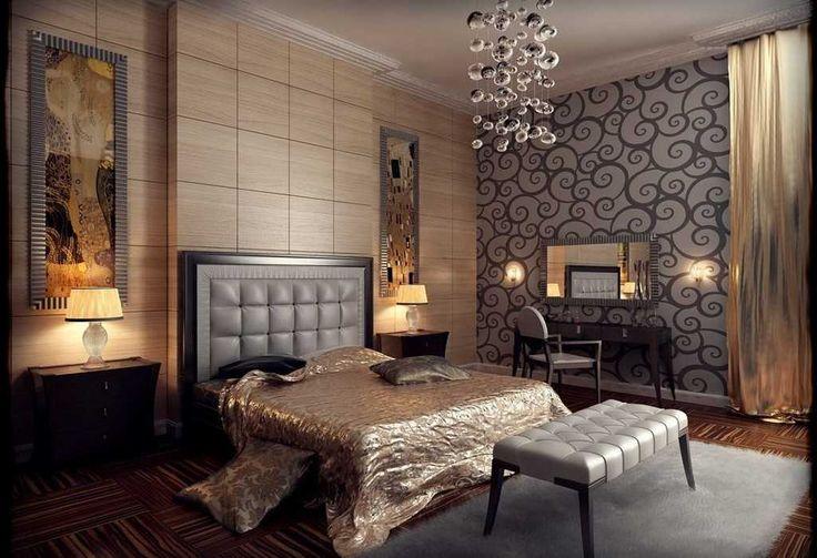 Стиль Арт Деко в интерьере: классный вариант оформления стиля в квартире. Фото комнат: гостиная, спальня, кухня, ванная и много другое