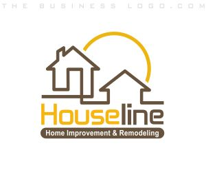 home improvement logo design. Home Re Construction  Remodel Logo House Construction Remodel 17 Best Remodeling Logos Images On Pinterest Business