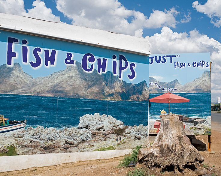 Jodi Bieber. FISH AND CHIPS, CHIAELA, SOWETO 2009. Archival pigment ink on cotton paper, 95 x 79cm.