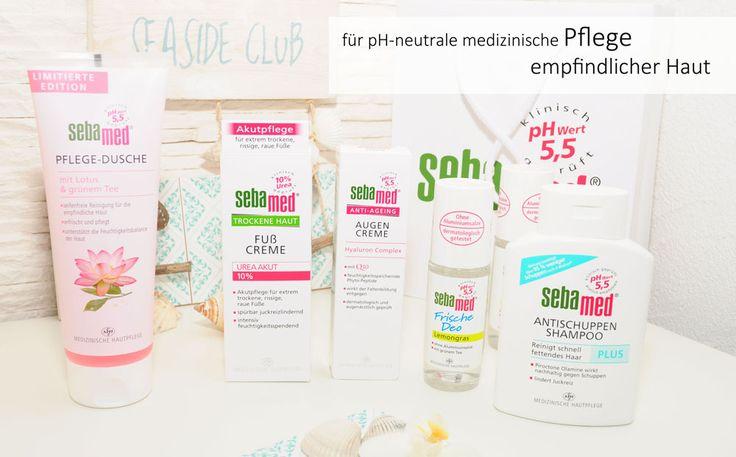 pH Wert 5,5 warum mag die Haut es sauer? #Sebamed #pH5,5 #Hautpflege #SensitivHautpflege