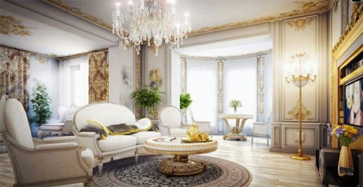 Classic Home Interior Decoration