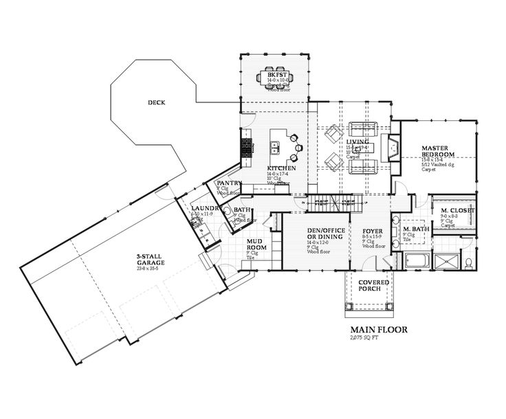 Relationship Of Elevation To Plan : Images about h house plans on pinterest craftsman