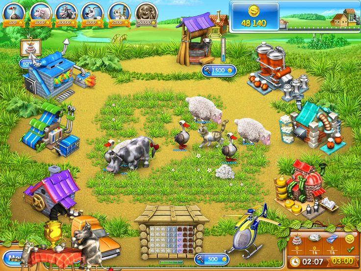Farm Frenzy 3 Russian Roulette Russian roulette, Farm