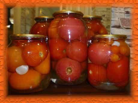 !!Маринованные помидоры без приправ