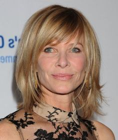 Kate Capshaw layers